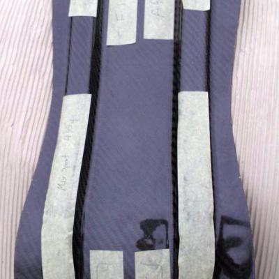 Recumbent seat from Thor Composite Recumbent seats - Carbon Sport Medium 495g.